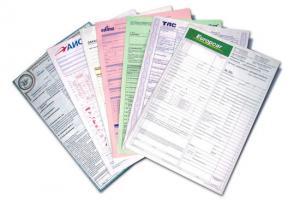 Переплет дипломов Печать бланков
